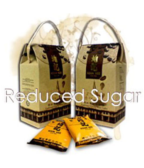 Koon Kee - Reduced Sugar White Coffee - White Coffee ...